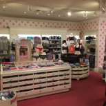 Queen of Hearts store, PINK Room!