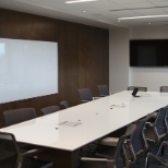 First Canadian Financial Group photo: Boardroom
