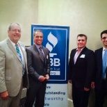 Tax Defense Network, LLC, 2014 Recipient of the BBB Torch Award for Ethics.