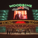 Woodbine Entertainment Group photo: Front Entrance