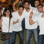 Tata Communications photo: Celebrating Office Party