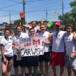 Annual MS Fundraiser Car Wash