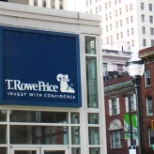 T. Rowe Price photo: Downtown Baltimore facade