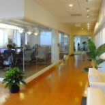 Verndale photo: Our new HQ in Boston - newly renovated with a modern design