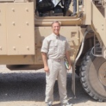 SAIC photo: MRAP Support