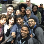 Lambton College photo: Team Spirit