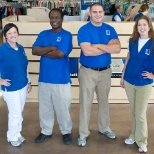 Goodwill hires employees along the entire employment spectrum from entry level to management.
