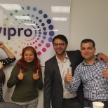 photo of Wipro, #LifeatWipro #WiproAustralia!