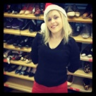 The Holidays at Marshalls  2014 (me)