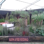 Christchurch City Council photo: Our Supreme winning entry in Ellerslie Garden Show