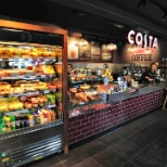 Costa and Subway now in store.