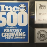 Awarded #176 on Inc500 Fastest Growing Private Companies in America!