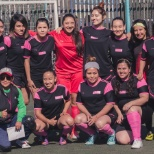 PRA Health Sciences photo: Our colleagues in Mexico City took part in a soccer tournament for healthcare professional