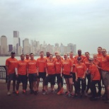 Newport 5K with the Hyatt team!
