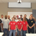 EMT class graduation for local fire departments 2013