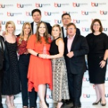 Celebrating team member excellence at our 2019 Coles BU Awards!