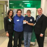 Citizens Bank photo: Partnership with Kroger makes our job a wonderful place to work for!