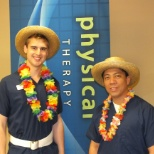 Therapy Luau Open House
