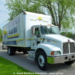 Great Northern Insulation photo: GNI Truck