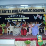 Aditya Birla Group photo: O teacher thou art the Nation builder