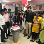 19th Anniversary celebration of icici Prudential
