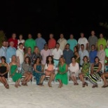 MATRIX Summit Club- our top earning employees at the Zoetry Paraiso de la Bonita resort.