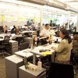 Dyn photo: Busy at work!