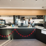 Aon photo: New Staff Cafe, 80 Collins St Melbourne