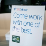 U.S. Cellular photo: Retail location = work with the best!