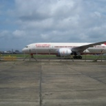 photo of Air India, dreamliner 787