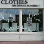 Clothes [by Muriel Dombret] photo: Storefront Boutique
