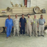 Training Assistant – GD Iraq 140 program