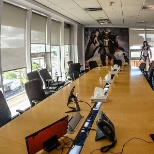 Blizzard Entertainment photo: Conference room in Blizzard's awesome Cork office