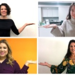 TE Connectivity photo: #InternationalWomensDay - and our leaders are already striking their #BalanceforBetter poses! #IWD20