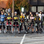 Participants of the 2012 Save-A-Limb Ride, Walk & Festival.