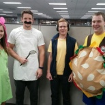 Happy Halloween from the Marketing Team!