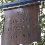 ODU was established in 1930 as the Norfolk Division of the College of William and Mary.
