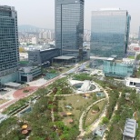 Samsung Electronics photo: Digital City - aerial view
