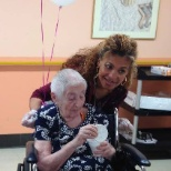 Centers Health Care photo: Having fun at work!