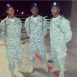 Graduation from Basic Training July 1st