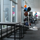 NICE inContact photo: Onsite gym facility
