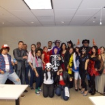 Halloween at Corporate!
