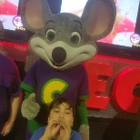 Chuck E. Cheese photo: Chucky's 40th's Birthday Celebration