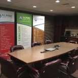 Alpine Power Systems photo: Alpine's Executive Conference Room