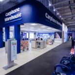 Dixons Carphone photo: Carphone Warehouse store in store in Currys PC World 3 in 1 store
