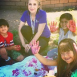 Boys & Girls Clubs of America photo: Art Time with my kids