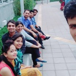 A trip with office friends