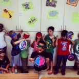 Boys & Girls Clubs of America photo: Superhero Week