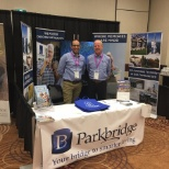 Parkbridge Lifestyle Communities photo: Enjoying being part of the ROMA conference!