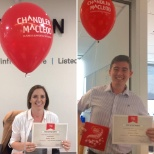 We believe in delighting our customers! Here are two of our Temps of the Month